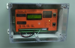 EtherMeter: Connecting Neptune HP Turbine Meter to Station RTU via Modbus/RTU/485.
