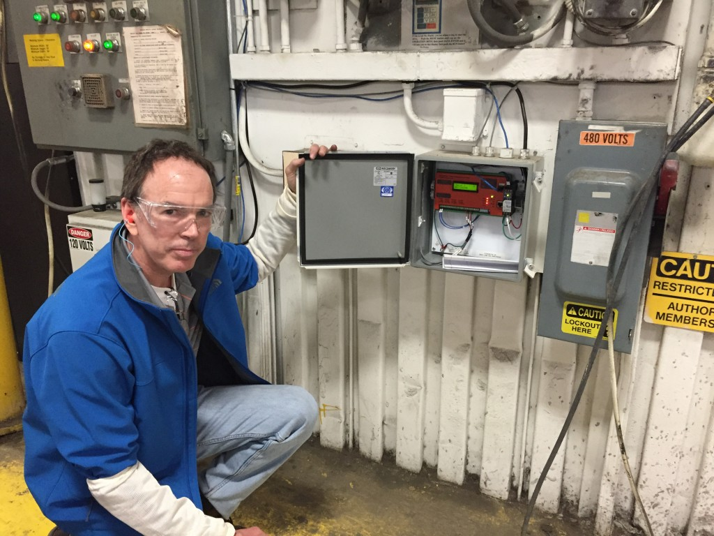 Sub Metering Natural Gas In A Factory Control Environment