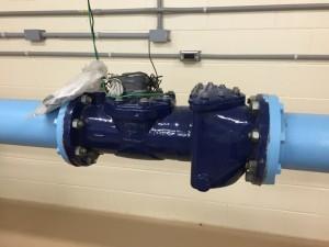 Sensus 6 Inch Omni-T2 Flow Meter.