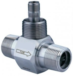 Turbine-Type Flow Meter for Petroleum Applications.